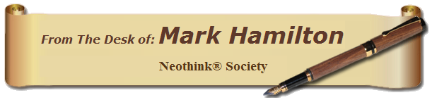From the Desk Of Mark Hamilton